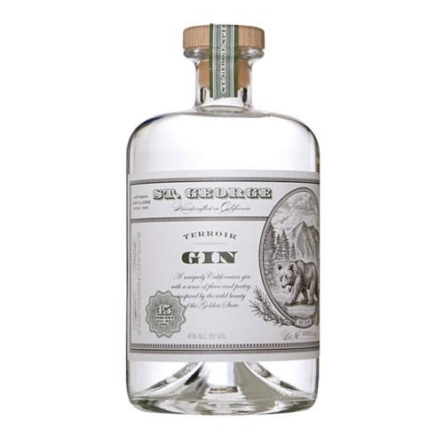 St George Terroir Gin 45% Image 1