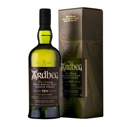 Ardbeg 10 years old 46% 70cl Image 1