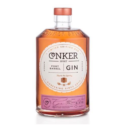 Conker Port Barrel Gin 43% 70cl Image 1