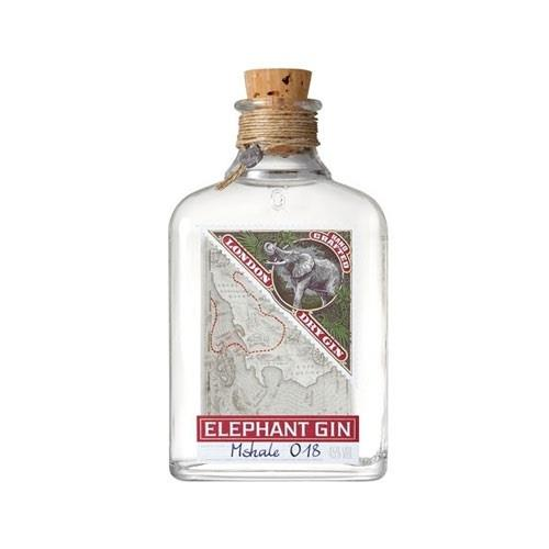 Elephant London Dry Gin 45% 50cl Image 1