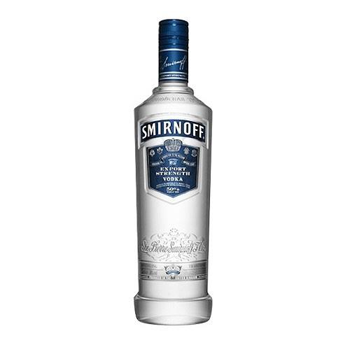 Smirnoff Blue Export Strength 1L Image 1