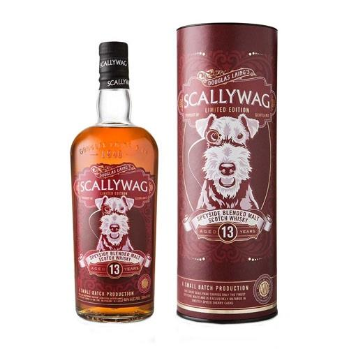 Scallywag 13 Years Old 46% 70cl Image 1