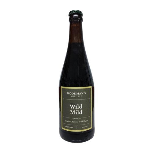 Woodmans Wild Mild Ale 3.8% 500ml Image 1