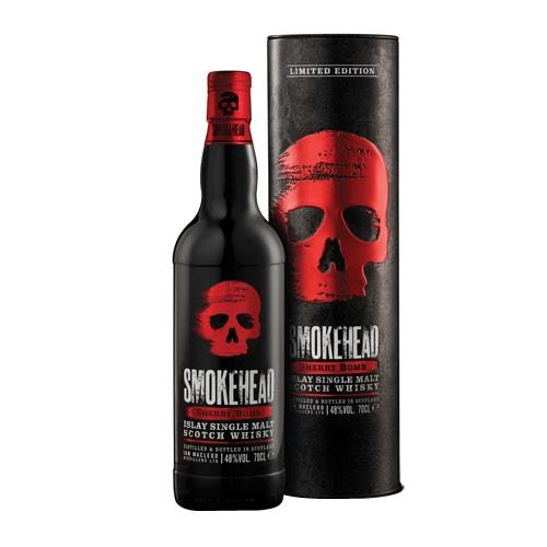 Smokehead Sherry Bomb Limited Edition 48% 70cl Image 1