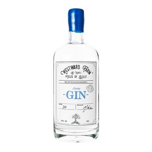 Westward Farm Scilly Gin 70cl Image 1