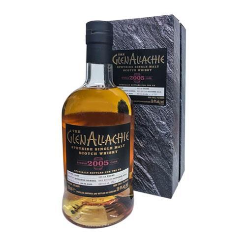 GlenAllachie 2005 Cask No. 16095 59.4% 7 Image 1