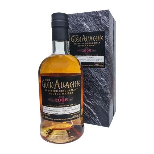 GlenAllachie 2006 Cask No. 27979 12 Year Old 62.4% 70cl Image 1