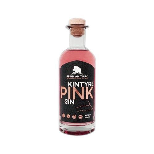 Kintyre Pink Gin 40% 50cl Image 1