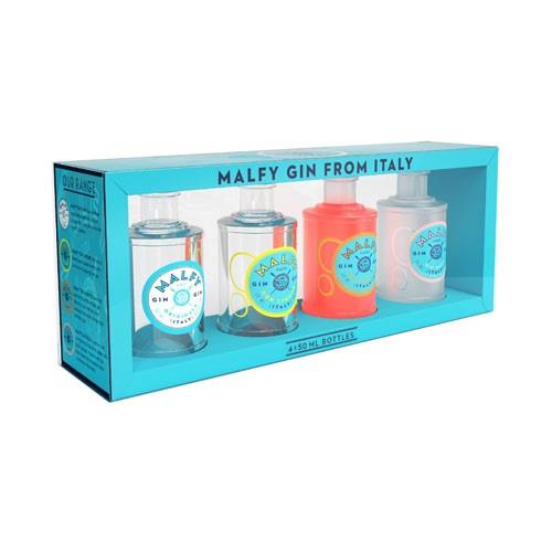Malfy Miniature Gift Pack 4x5cl Image 1