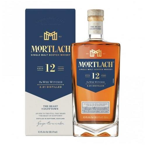 Mortlach 12 years old 'The Wee Witchie' Image 1