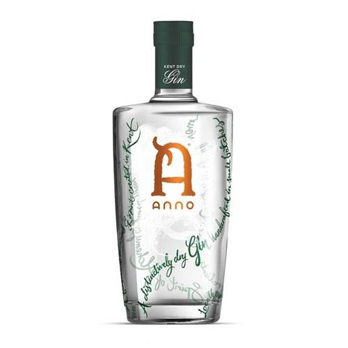 Anno Kent Dry Gin 70cl Image 1