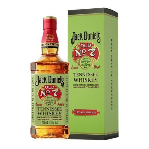 Jack Daniels Legacy Edition Sour Mash 70 Image 1