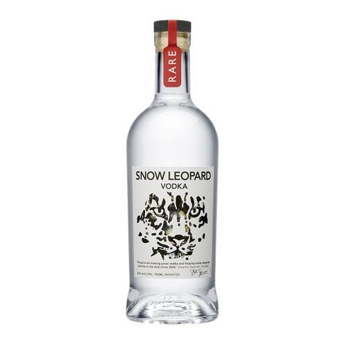 Snow Leopard Vodka 40% 70cl Image 1