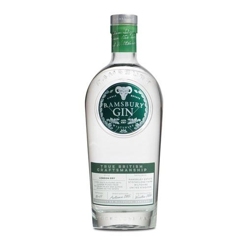 Ramsbury Single Estate Gin 40% 70cl Image 1