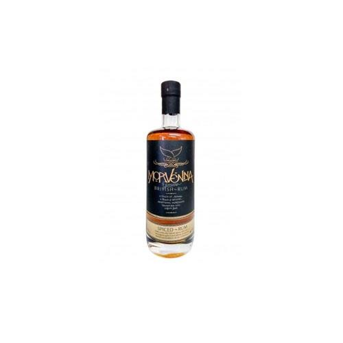 Morvenna British Spiced Rum 40% 20cl Image 1
