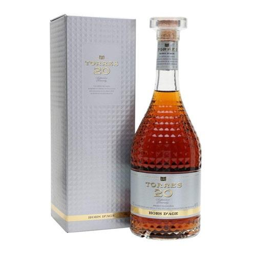 Torres 20 Hors D'Age Brandy 40% 70cl Image 1