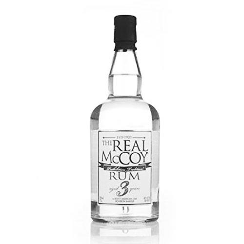 The Real McCoy White Rum 40% 3 years old Image 1