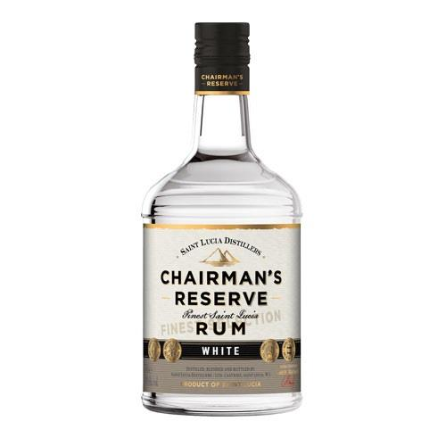 Chairmans Reserve White Label Rum 40% 70cl Image 1