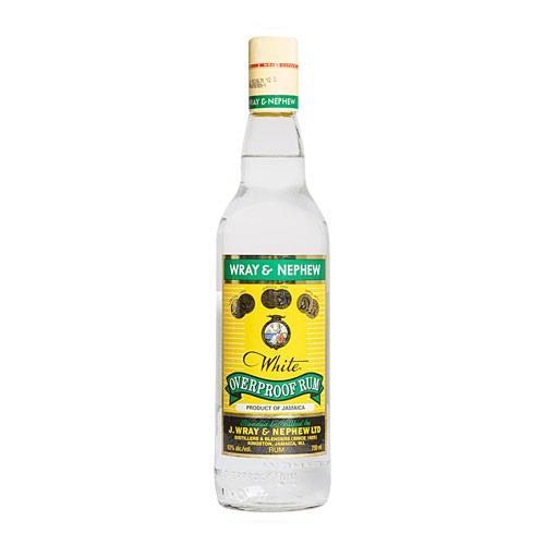 Wray & Nephew Overproof Rum  70cl Image 1