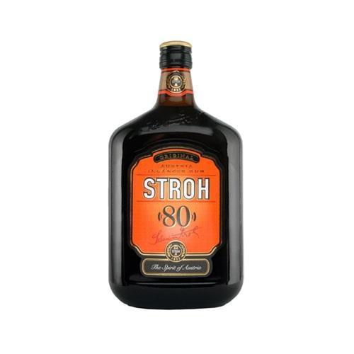 Stroh 80 rum 80% 50cl Image 1