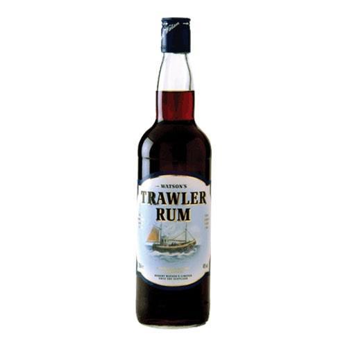 Watson's Trawlers Rum 40% 70cl Image 1