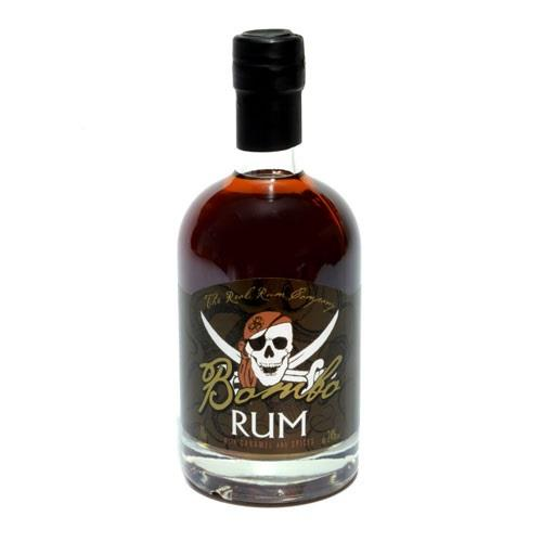 Bombo Caramel and Spices Rum 24% 70cl Image 1