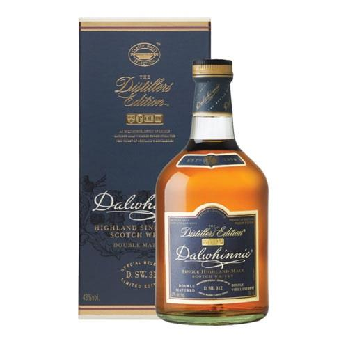 Dalwhinnie Distillers Edition 2002 43% 70cl Image 1