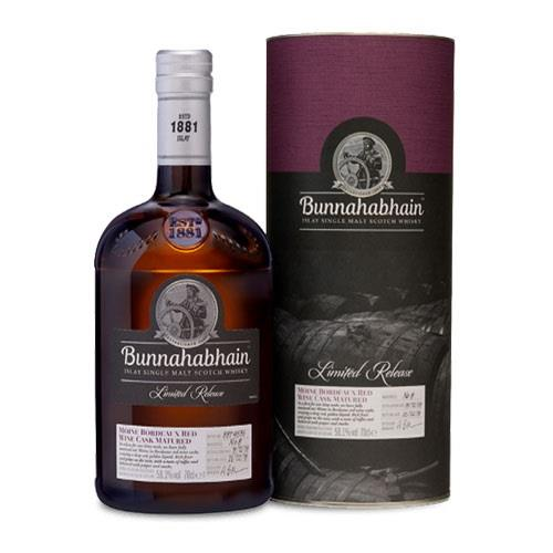 Bunnahabhain 2008 Moine Bordeaux Finish Image 1