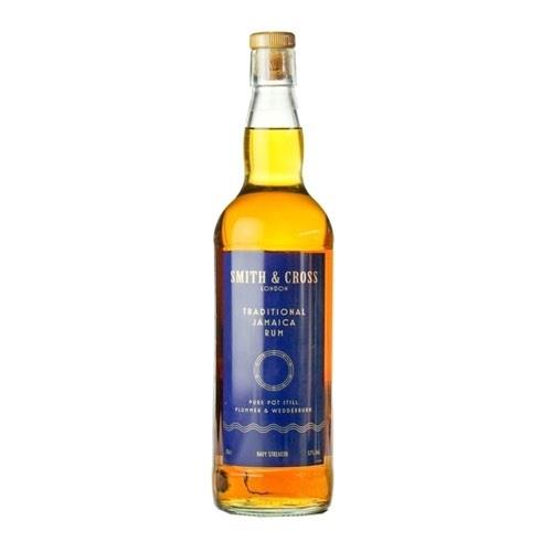 Smith & Cross Jamaican Rum 57% vol Navy Strength 70cl Image 1