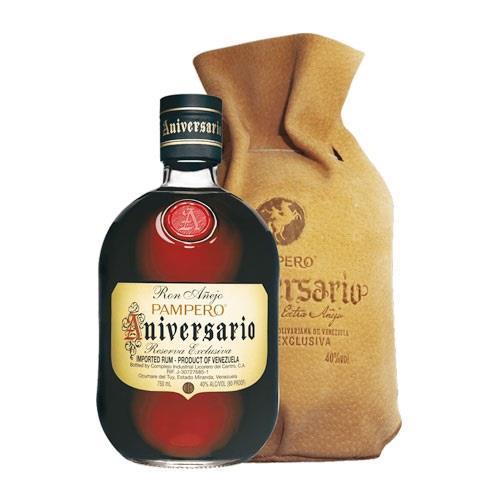 Pampero Aniversario Rum 40% 70cl Image 1