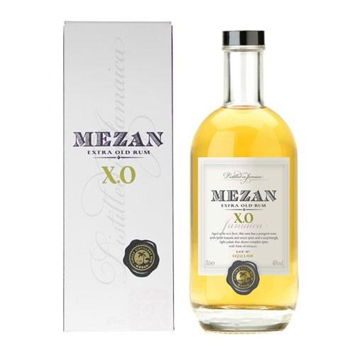 Mezan Jamaican XO Rum 40% 70cl Image 1