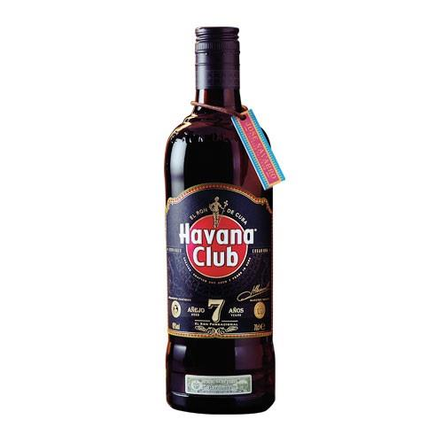 Havana Club 7 years old 40% 70cl Image 1