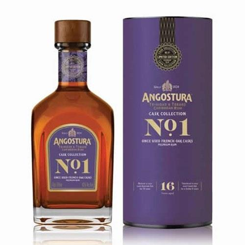 Angostura No.1 Cask Collection 40% 2nd Edition Image 1