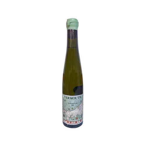 Knightor Cornish Dry Vermouth 37.5cl Image 1