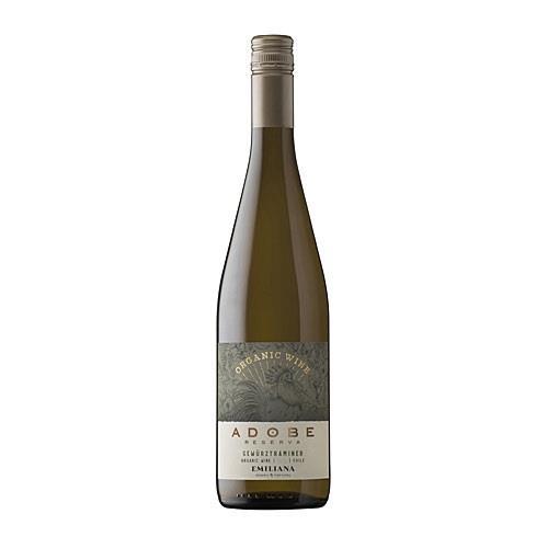 Adobe Reserva Gewurztraminer 2018 Organic Wine 75cl Image 1