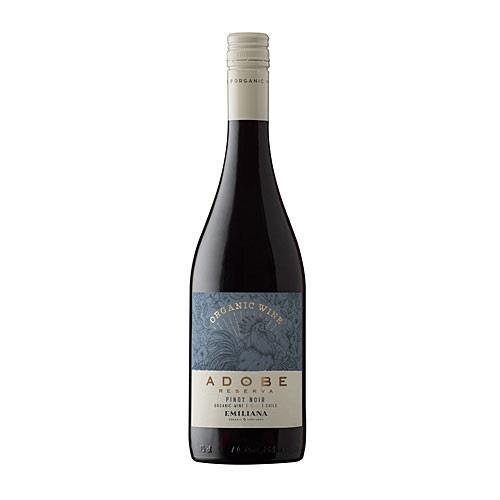 Emiliana Adobe Reserva Pinot Noir 2020 Organic 75cl Image 1