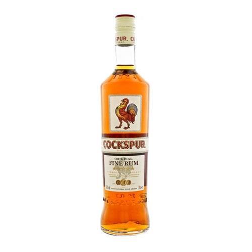 Cockspur 5 Star Rum 37.5% 70cl Image 1