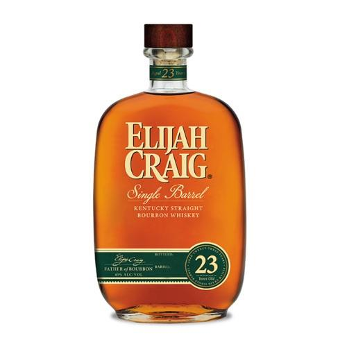 Elijah Craig 23 years old Single Barrel 45% 75cl Image 1