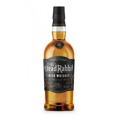 The Dead Rabbit Irish Whiskey 70cl Image 1