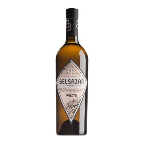 Belsazar White Vermouth 75cl Image 1