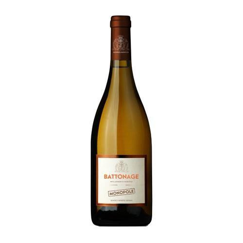 Kovacs Nimrod Battonage Chardonnay 2016 75cl Image 1