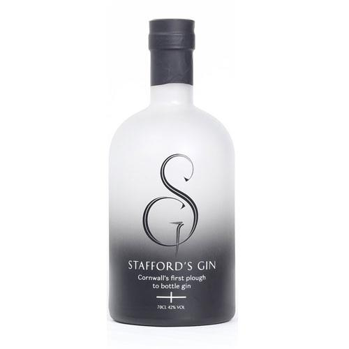 Staffords Gin 42% 70cl Image 1