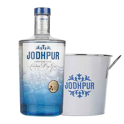 Jodhpur Gin 43% Ice Bucket 70cl Image 1