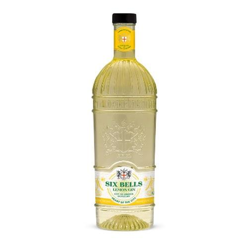 City Of London Six Bells Lemon Gin 70cl Image 1