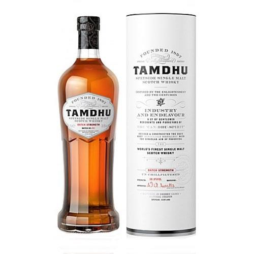 Tamdhu Batch Strength No.2 58.5% 70cl Image 1