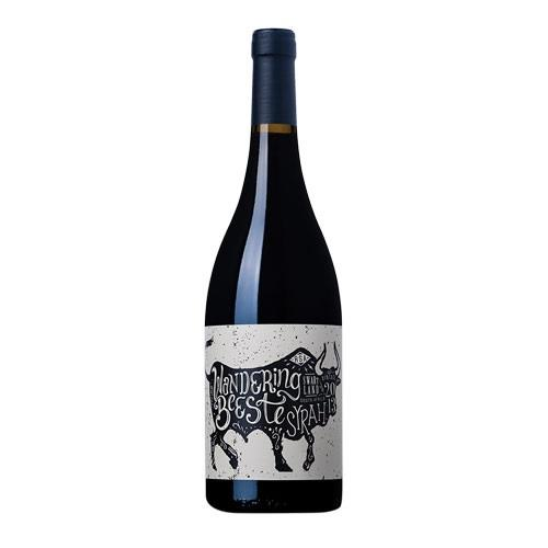 Wandering Beeste Syrah 2017 75cl Image 1