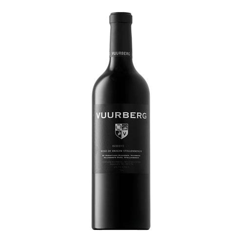 Vuurberg Reserve Red 2017 75cl Image 1