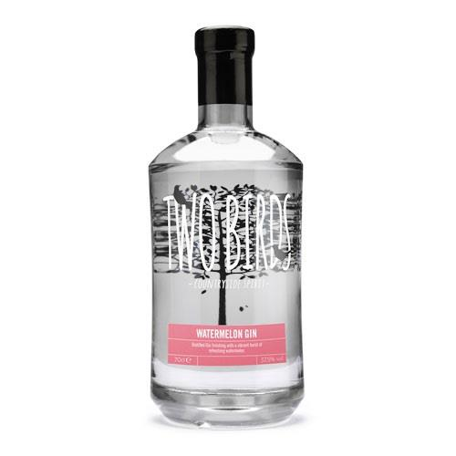 Two Birds Watermelon Gin 37.5% 70cl Image 1