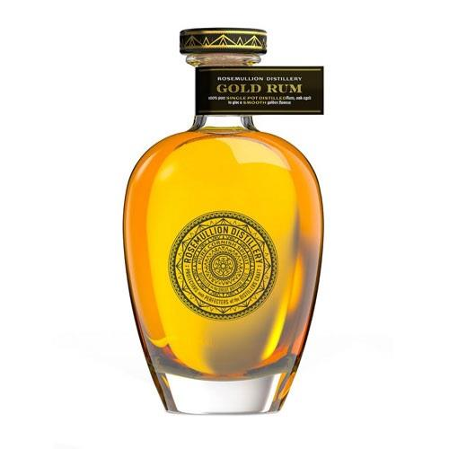 Rosemullion Gold Rum 70cl Image 1