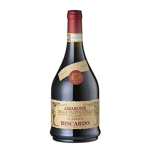 Amarone Della Valpolicella Classico 2016 Biscardo 75cl Image 1